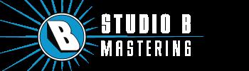 Studio B Mastering